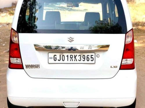 Used 2015 Maruti Suzuki Wagon R LXi MT in Ahmedabad