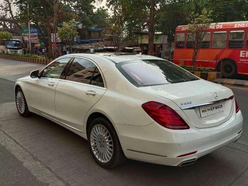 Mercedes Benz S Class 2014 AT for sale in Mumbai-5