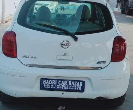 Nissan Micra Diesel XV Premium 2011 MT for sale in Ludhiana