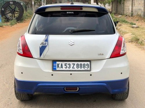Maruti Suzuki Swift ZXi 2012 MT for sale in Bangalore