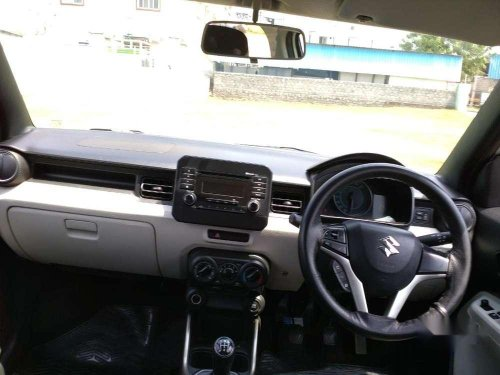 Used Maruti Suzuki Ignis 2017 MT for sale in Hyderabad