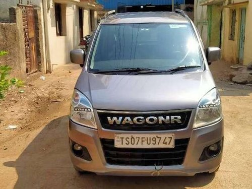 2017 Maruti Suzuki Wagon R VXI AMT AT for sale in Hyderabad