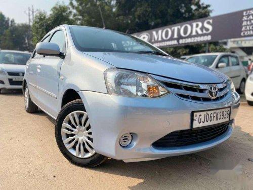 Toyota Etios GD 2013 MT for sale in Vadodara