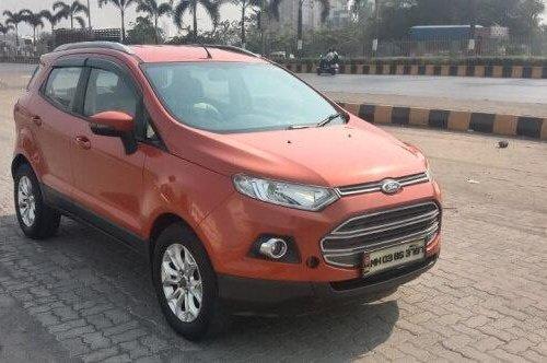2014 Ford EcoSport 1.5 DV5 MT Titanium in Mumbai