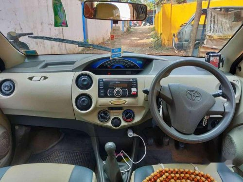 Used Toyota Etios G 2014 MT for sale in Goa