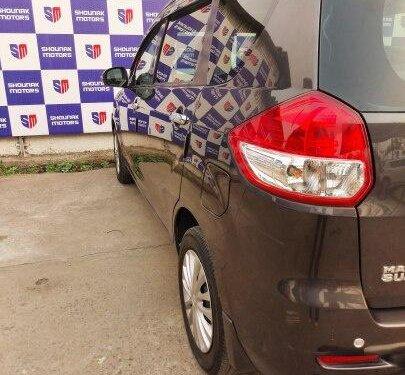 Used Maruti Suzuki Ertiga VXI CNG 2015 MT in Thane