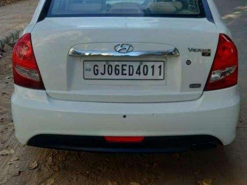 2010 Hyundai Verna CRDi MT for sale in Vadodara
