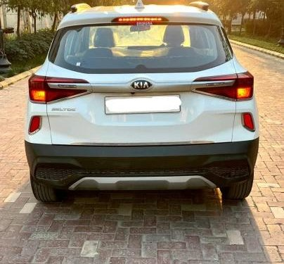 Used 2020 Kia Seltos HTK G MT for sale in New Delhi