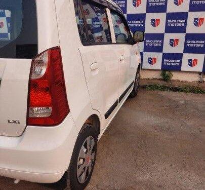 Maruti Suzuki Wagon R LXI 2015 MT for sale in Thane