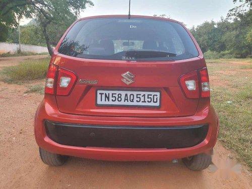 2018 Maruti Suzuki Ignis Zeta MT for sale in Madurai