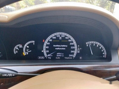 Mercedes Benz S Class 2013 AT for sale in Mumbai
