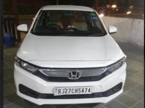 Used Honda Amaze S i-VTEC 2019 MT for sale in Jaipur