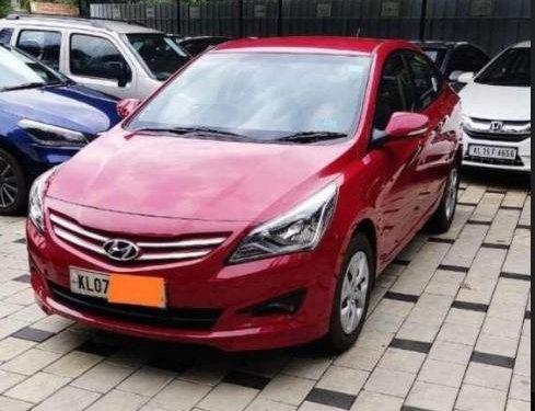 Used 2016 Hyundai Verna MT for sale in Kochi