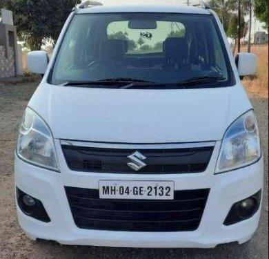 Used Maruti Suzuki Wagon R 2013 MT for sale in Sangli