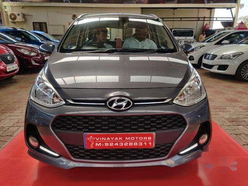 Used 2017 Hyundai Grand i10 1.2 Kappa Sportz Option AT in Hubli-5