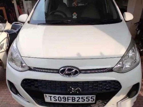 Hyundai Grand i10 Sportz 2017 MT for sale in Hyderabad