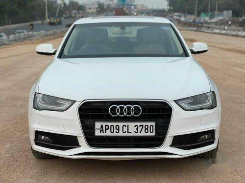 2012 Audi A4 2.0 TDI Premium Sport Limited Edition AT in Hyderabad