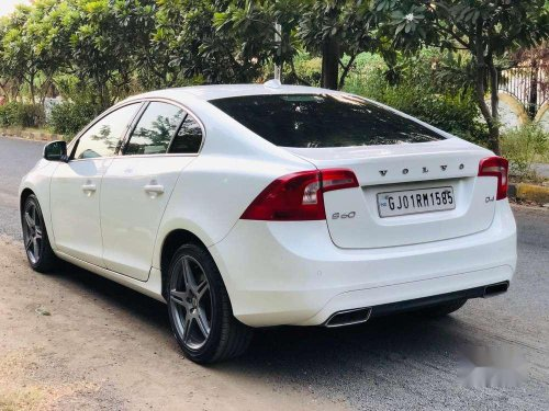 2015 Volvo S60 D4 Momentum AT in Ahmedabad