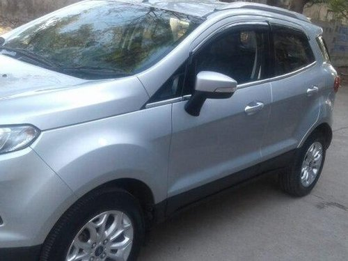 Ford EcoSport 1.5 Diesel Titanium 2017 MT for sale in Indore