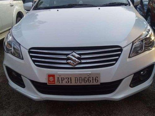 Used 2015 Maruti Suzuki Ciaz MT for sale in Visakhapatnam