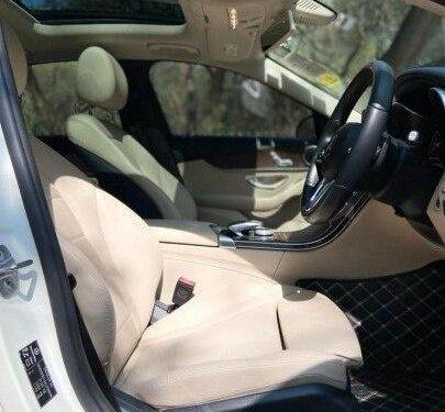 2019 Mercedes Benz C-Class Progressive C 220d AT in New Delhi