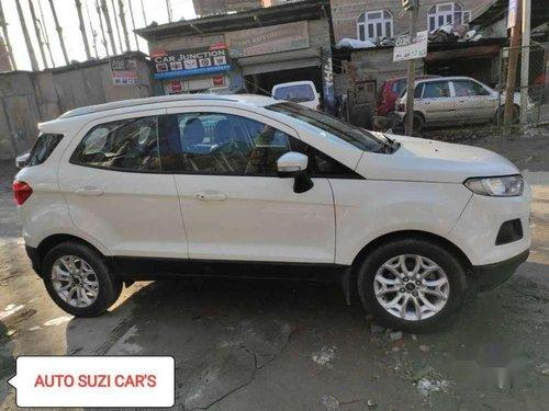 Ford EcoSport 1.5 Diesel Titanium Plus 2013 MT in Srinagar