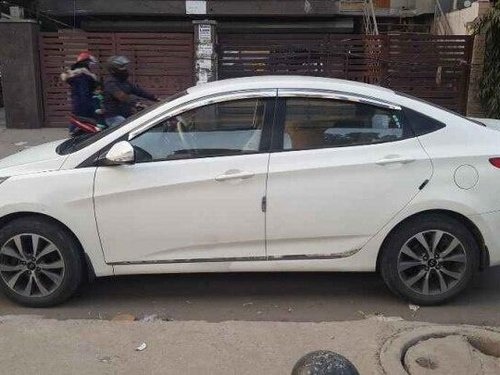 Used Hyundai Verna 1.6 SX VTVT 2014 MT for sale in New Delhi