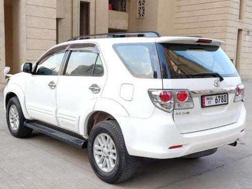 2012 Toyota Fortuner 2.8 2WD MT in Mumbai