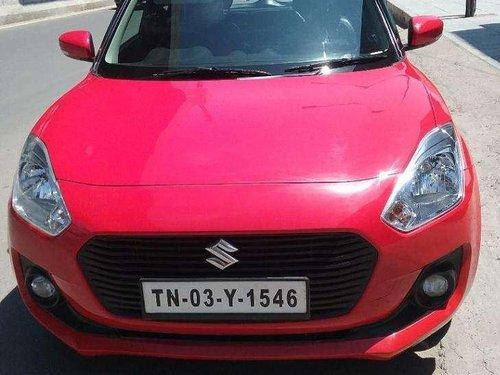 2018 Maruti Suzuki Swift AMT ZDI AT for sale in Chennai