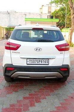 Used 2019 Hyundai Creta 1.6 EX Petrol MT for sale in Hyderabad