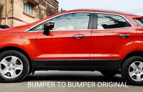 Ford EcoSport 1.5 Diesel Trend Plus 2016 MT for sale in Kolkata
