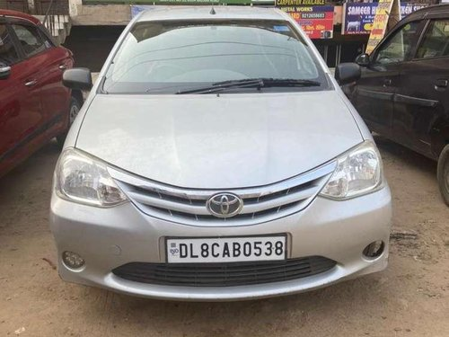 2011 Toyota Etios G MT for sale in Ghaziabad