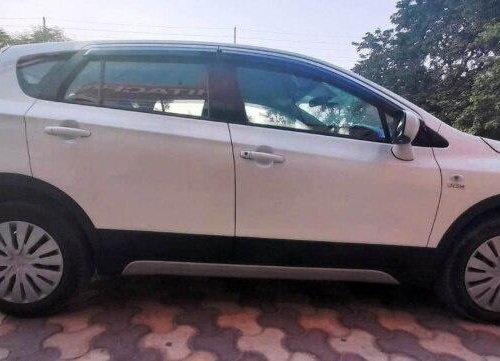 2017 Maruti Suzuki S Cross Sigma MT in Faridabad
