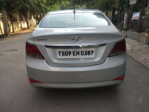 Used Hyundai Verna 1.6 CRDi SX 2015 MT in Hyderabad