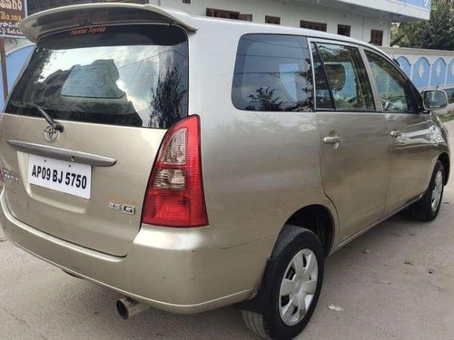 Toyota Innova 2007 MT for sale in Hyderabad