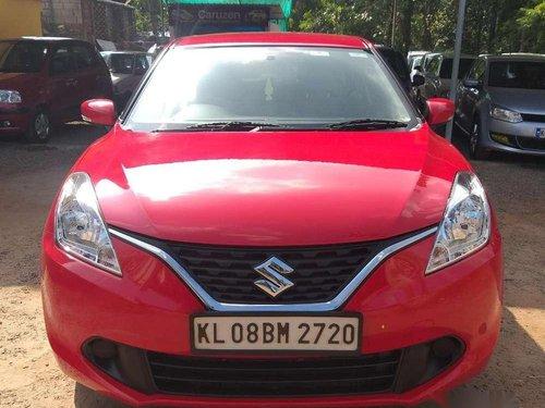 2017 Maruti Suzuki Baleno Petrol MT for sale in Thrissur
