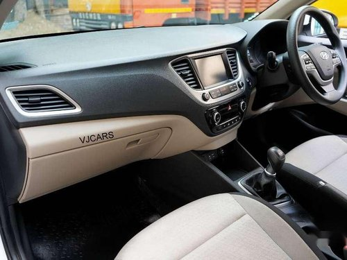 Used Hyundai Fluidic Verna 2020 MT for sale in Chennai