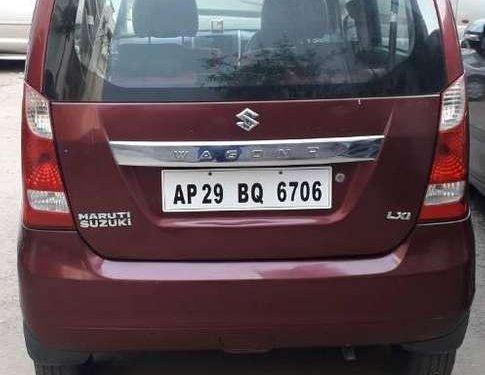 Used 2012 Maruti Suzuki Wagon R LXI CNG MT for sale in Hyderabad