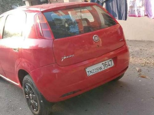 Used Fiat Punto Active 2009 MT for sale in Chennai