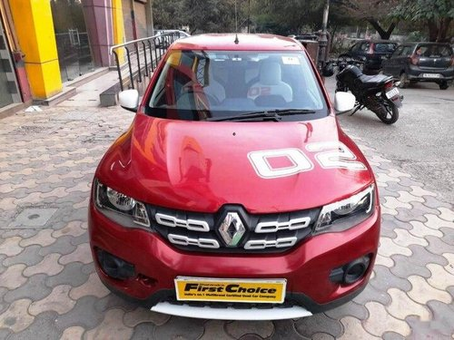 Used 2017 Renault KWID 1.0 RXL MT for sale in Faridabad