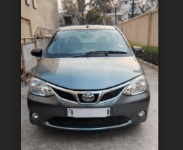 Used Toyota Etios VXD 2015 MT for sale in Gurgaon