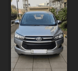Used 2016 Toyota Innova Crysta 2.8 GX AT for sale in Gurgaon