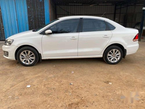 Volkswagen Vento 2017 AT for sale in Hyderabad