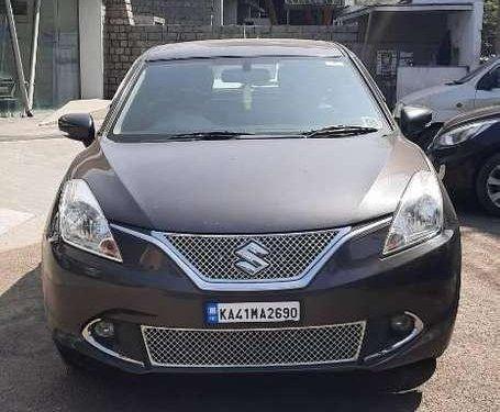 Used 2015 Maruti Suzuki Baleno Zeta MT in Nagar