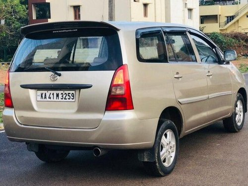 Used 2007 Toyota Innova 2.5 G2 MT for sale in Bangalore
