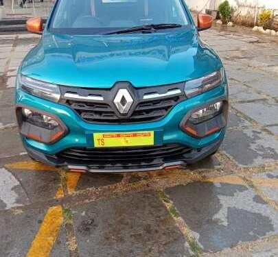 2019 Renault Kwid Climber 1.0 AMT AT for sale in Hanamkonda