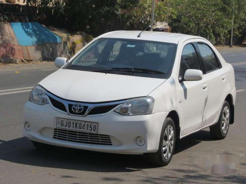 2011 Toyota Etios 1.4 GD MT for sale in Ahmedabad