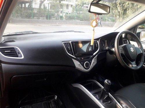 Maruti Suzuki Baleno Alpha 2017 MT for sale in New Delhi