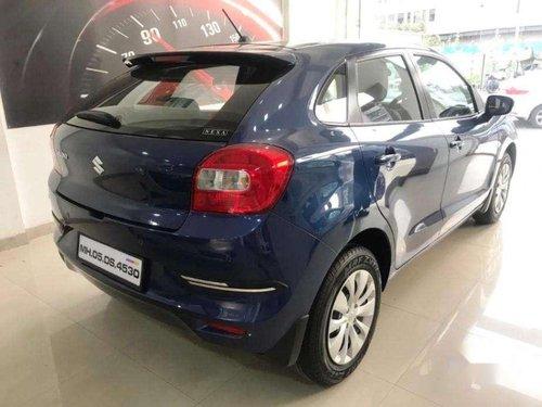 2018 Maruti Suzuki Baleno Petrol MT for sale in Mumbai