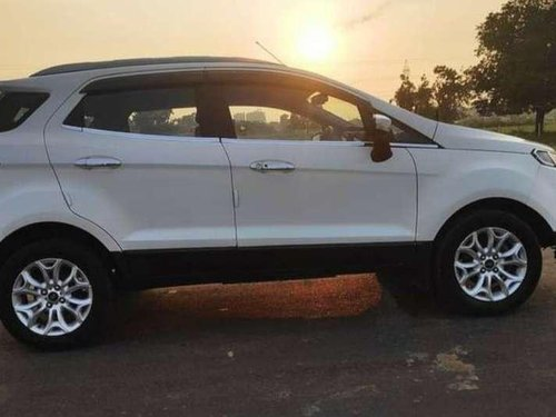 Ford EcoSport 1.5 Diesel Titanium 2017 MT for sale in Ahmedabad